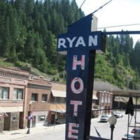 Ryan Hotel Wallace, Idaho