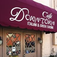 Downtown Cafe Greek and Italian