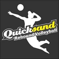 Quicksand Rebound Volleyball