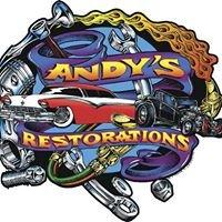 Andy's Restorations Pty Ltd