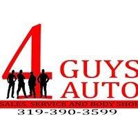 Four Guys Auto Sales Service & Body Repair
