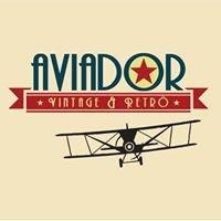 Aviador Vintage & Retrô