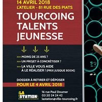 La Station - Maison de la Jeunesse et des Etudiants - Ville de Tourcoing