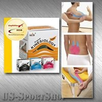 Nasara Kinesio Tape by CSSports Products