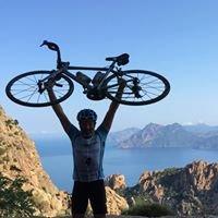 Cycling Corsica