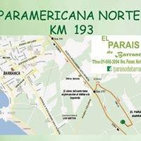 El Paraiso de Barranca Centro vacacional recreacional