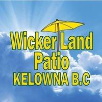 Wicker Land Patio Kelowna