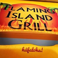 Flaming Island Grill