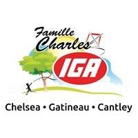 Famille Charles IGA et IGA extra - Gatineau Chelsea Cantley