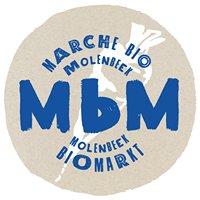 MBM - Molenbeek BioMarkt - Marché Bio Molenbeek