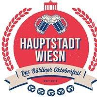 Hauptstadtwiesn - das Oktoberfest in Berlin