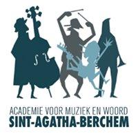 Gemeentelijke academie voor muziek en woord Sint-Agatha-Berchem