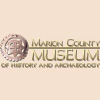 Marion County Museum of History and Archaeology