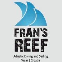 Fran's Reef Adriatic Diving & Sailing