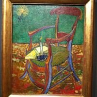 Amsterdam. Vincent Van Gogh Museum