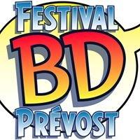 Festival de la BD de Prévost - FBDP