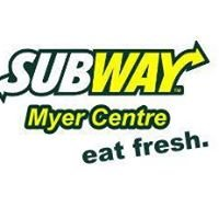 Subway Myer Centre
