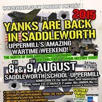 Yanks Are Back In Saddleworth
