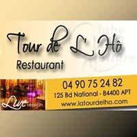 Restaurant apt La Tour de L'Ho