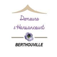 """Demeure d'Harsancourt """"Chambres d'Hôtes"""""""