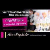 Les Impériales, Bar-Brasserie Gourmande-Traiteur