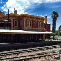 Werris Creek Train Station
