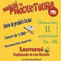 Marché De Producteurs Locaux LRQDO Mayenne