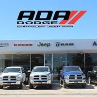 Ada Dodge Chrysler Jeep Ram