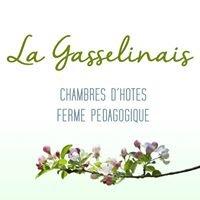 Chambres d'hôtes Ferme pédagogique - La Gasselinais
