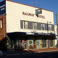 Railway Hotel Werris Creek