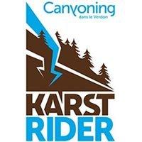 KARST RIDER : Canyoning Haut Verdon & Alpes du Sud