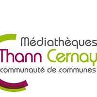 Médiathèque de Thann
