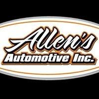 Allen's Automotive, Inc