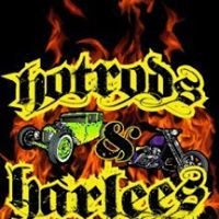 Hot Rods and Harlees