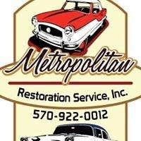 Metropolitan Restoration Service Inc