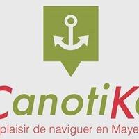 Canotika, le plaisir de naviguer en Mayenne