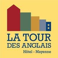 La Tour des Anglais, hôtel 2** à Mayenne
