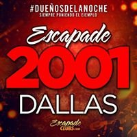 Escapade 2001 Dallas