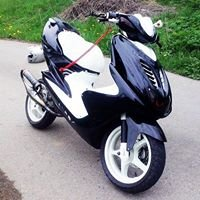 Yamaha AeroX black&white Project PL