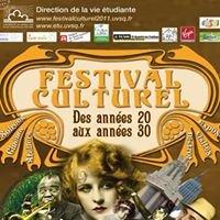 Festival culturel de l'UVSQ