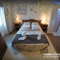 Gîte et chambre d'hôtes à Vire : les champs de tracy