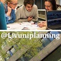 Planning/Civic Design at University of Liverpool