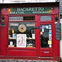Le Bacaretto - La feuille de vigne