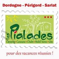 Camping Les Pialades - Dordogne - Périgord Noir - Domme