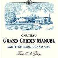 Château Grand Corbin Manuel