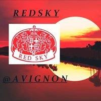 Red Sky @ Avignon