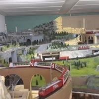 Modelleisenbahn Liebefeld/ Rest. Pony Hessstrasse 47
