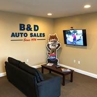 B & D Auto Sales, Inc.