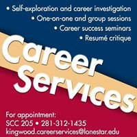 Lone Star College-Kingwood Career Services