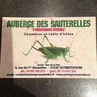 Alsace Auberge des Sauterelles